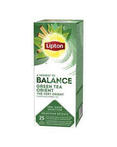 Te LIPTON påse Green Tchae Orient 25/FP