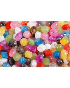Plastpärlor Onyx 335/FP