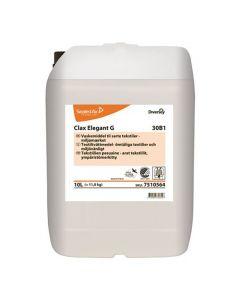 Tvättmedel Clax Elegant G 10 liter