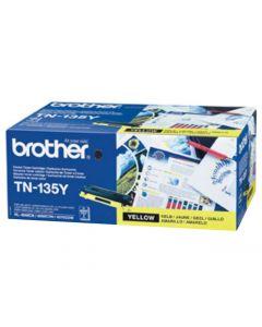Toner BROTHER TN135Y gul