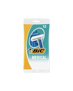 Rakhyvel BIC Medical 1-blad 12/FP