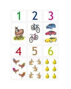 Flanosats siffror 1-10