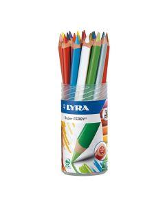 Färgpenna LYRA Super Ferby 18/FP