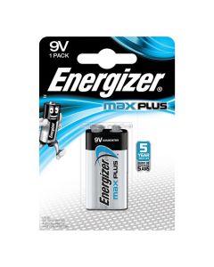Batteri ENERGIZER Max Plus E 9V