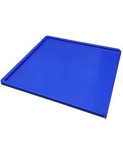 Modelleringsbricka blå 4/FP
