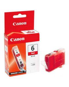 Bläckpatron CANON BCI-6R röd
