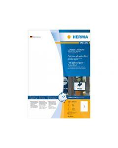 Etikett HERMA Outdoor 210x297mm 50/FP