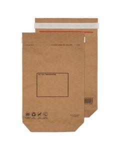 E-Handelspåse papper 370x300x80mm 100/FP