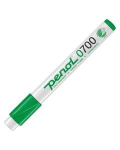 Märkpenna PENOL 0-700 perm 1,5mm grön