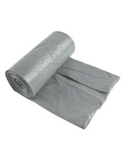 Plastsäck LD komprim 170 liter 80my grå 25/RL