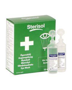 Ögonskölj STERISOL 30ml 12/FP