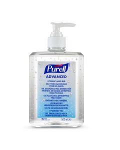 Handdesinfektion PURELL 70% pumpflaska 500ml