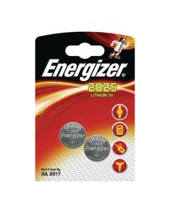 Batteri ENERGIZER Cell Lithium 2025 2/FP