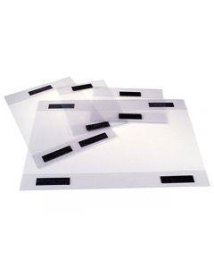 Magnetficka PVC A4 stående