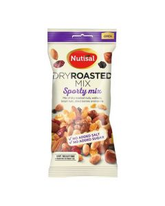 Nötter Sporty mix non salted 60g
