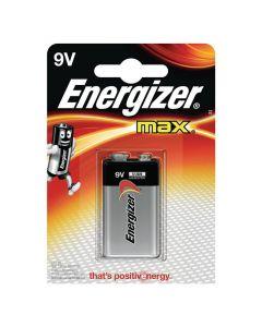Batteri ENERGIZER Max 9V