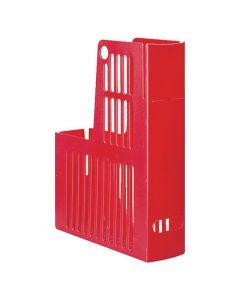Tidskriftssamlare Collecta A4 röd