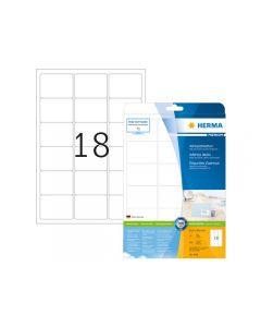 Etikett HERMA Adress 63,5x46,6mm 450/FP