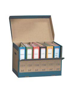 Arkivbox för pärmar PRESSEL 10/FP