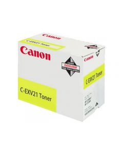 Toner CANON 0455B002 C-EXV21 gul