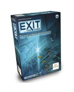 Spel Exit Den Sjunkna Skatten