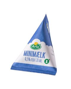 Kaffemjölk ARLA 0,5% 2cl 100/FP