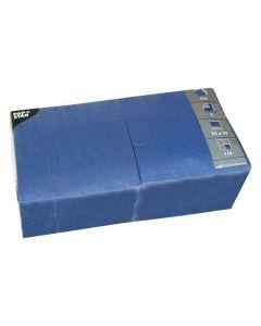 Servett 3-lags 33x33cm mörkblå 250/FP