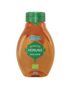 Flytande Honung Ekologisk Blomster 350g