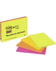 Notes POST-IT SS Meeting Notes 149x98mm