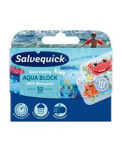 Plåster Aqua Block Kids 12/FP