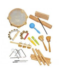 Rytmsats 16 instrument