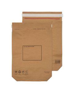 E-Handelspåse papper 420x340x80mm 100/FP