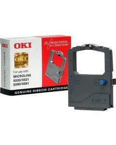 Färgband OKI 01126301 svart