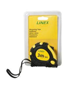 Måttband LINEX MT3000 3m
