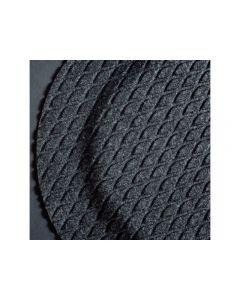Matta Yoga Fashion 58x83cm svart