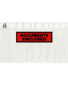 Packsedelskuvert DL med tryck 1000/FP