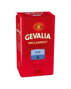 Kaffe GEVALIA Kok Mellanrost 450g