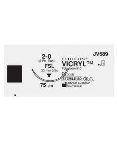 Sutur VICRYL 2-0 FSL 75cm 36/FP