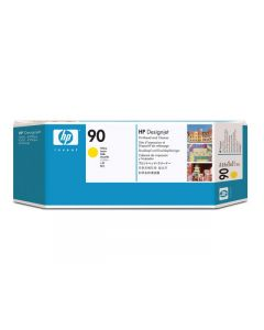 Skrivhuvud/rengörare HP C5057A 90 Gul