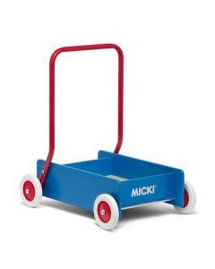 Lära gå vagn Micki