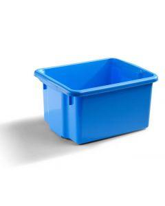 Förvaringsbox 15 liter blå
