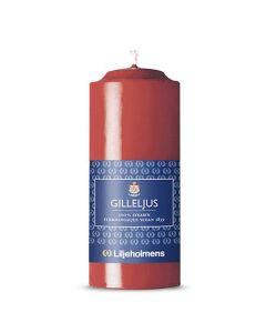 Gilleljus LILJEHOLMENS 12cm Röd
