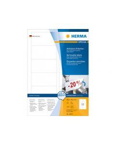 Etikett HERMA Movable 88,9x46,6mm 1200/FP