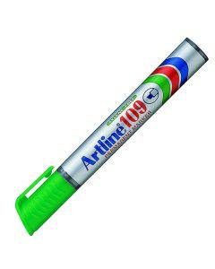 Märkpenna Artline 109 grön