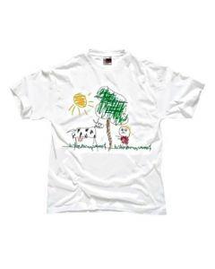 T-Shirt 128cl 7-9år