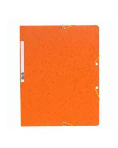 Gummibandsmapp EXACOMPTA 400g A4 orange