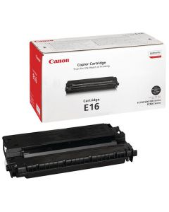 Toner CANON 1492A003 E16 svart