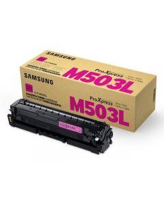 Toner SAMSUNG CLT-M503L/ELS Magenta