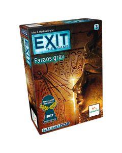 Spel Exit Faraos Grav