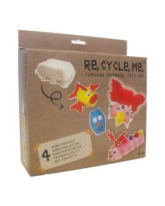ReCycleMe Egg Box 2